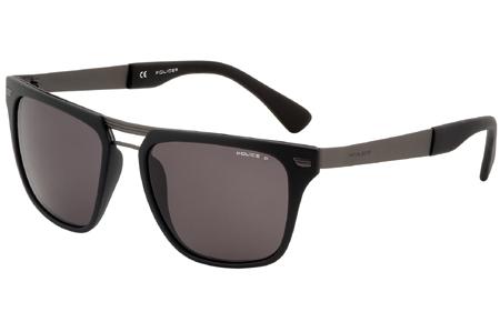 aee0bb9915 Gafas de Sol - Police - S8748 CUBE 1 - U28P BLACK // GREY POLARIZED