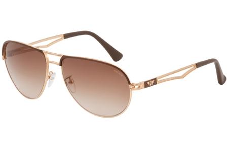 44123fe2f6 Gafas de Sol - Police - S8754 RUSH 1 - 0F93 GOLD // BROWN GRADIENT