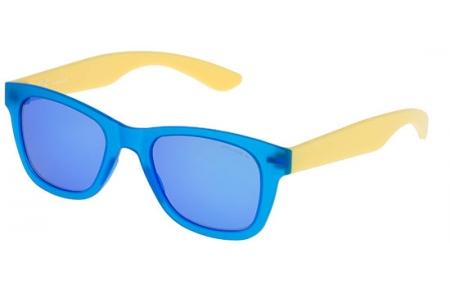 3 Junior Yellow Blue Gafas Police U43b Sk039 Exchanger mN8wn0