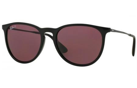 c189d5dab191d Gafas de Sol RayBan RB4171 ERIKA 601 5Q BLACK    PURPLE POLARIZED