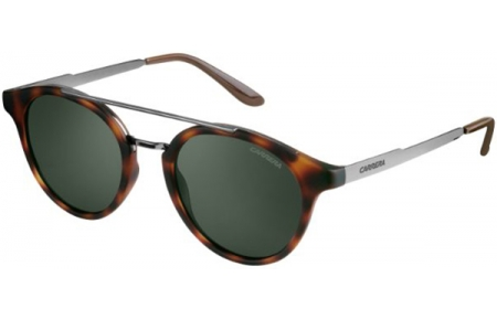 9ea8326eec Sunglasses Carrera CARRERA 123/S W21 (QT) HAVANA DARK RUTHENIUM // GREEN