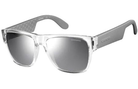 Mirror Sol Gafas Carrera De HzrssCrystal Grey 5002 Silver pqzUSVGM