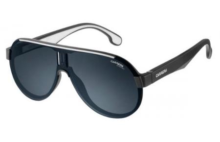 a84a2d4c60 Gafas de Sol Carrera CARRERA 1008/S 003 (IR) MATTE BLACK // GREY BLUE