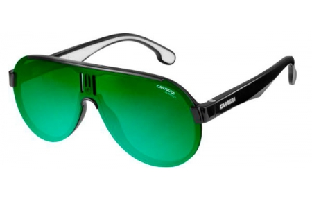 Gafas de Sol Carrera CARRERA 1008 S 807 (Z9) BLACK    GREEN MULTILAYER 726192829de2