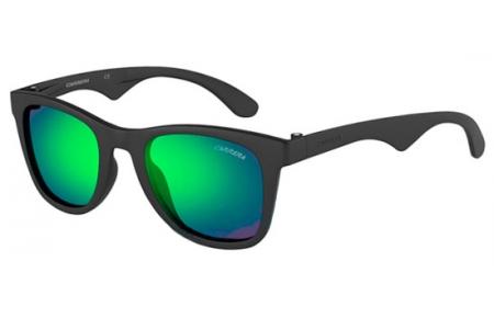 74e0a4f510 CARRERA 6000/ST - DL5 (Z9) MATTE BLACK // GREEN MULTILAYER. Gafas de Sol ...