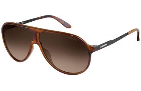 15e08c489a Gafas de Sol Carrera NEW CHAMPION 8F8 (HA) HAVANA BLACK // BROWN ...