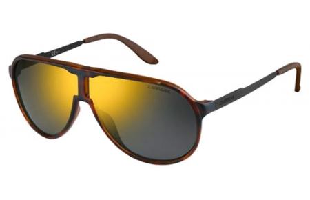 5a1bdaaf0b Gafas de Sol Carrera NEW CHAMPION L2L (CT) HAVANA BLACK // COPPER MIRROR