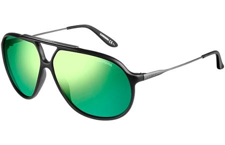 6efe0b0695 Gafas de sol Carrera CARRERA 82 793 (Z9) BLACK STEEL METAL DARK ...