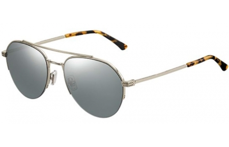 Gafas de Sol - Jimmy Choo - ILYA/S - 3YG (T4) LIGHT GOLD // GREY SILVER MIRROR