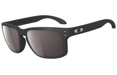 a9ed46990 Gafas de Sol Oakley HOLBROOK OO9102 910201 MATTE BLACK // WARM GREY