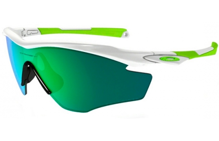 2038dfb3a Sunglasses - Oakley - M2 FRAME OO9212 - 9212-19 POLISHED WHITE // JADE