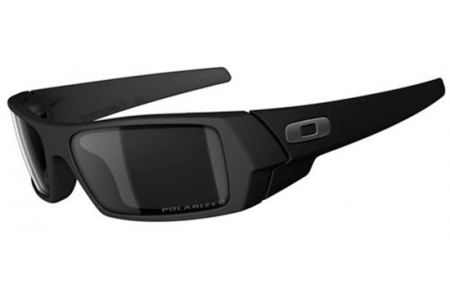 feacba0567 Gafas de sol Oakley GASCAN OO9014 12856 MATTE BLACK    BLACK IRIDIUM ...