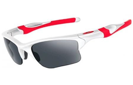 93c2ecd5c9 POLISHED WHITE    BLACK IRIDIUM. Sunglasses - Oakley - HALF JACKET 2.0 XL  OO9154 - 9154-23 POLISHED WHITE