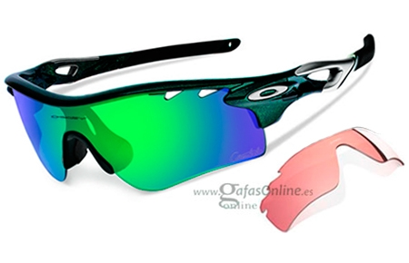 1c727ed0de Gafas de Sol - Oakley - RADARLOCK PATH OO9181 - 9181-15 METALLIC GREEN (