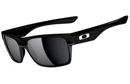 OAKLEY TWOFACE - 918902 POLISHED BLACK // BLACK IRIDIUM