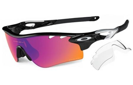 cristales gafas oakley radarlock