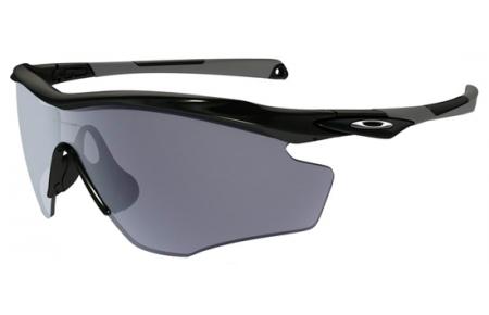 a44631f4bf Gafas de Sol Oakley M2 FRAME XL OO9343 934301 POLISHED BLACK // GREY
