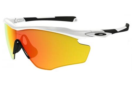 6a21c7ac4f Gafas de Sol Oakley M2 FRAME XL OO9343 934305 POLISHED WHITE // FIRE ...