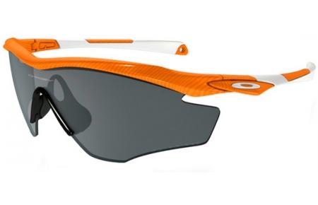 b8ef095316 M2 FRAME OO9212 - 9212-18. FINGERPRINT ATOMIC ORANGE    BLACK IRIDIUM  POLARIZED. Sunglasses - Oakley ...