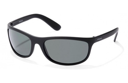 Sunglasses - Polaroid Sport - P7334 - 9CA  (RC) BLACK // GREEN POLARIZED
