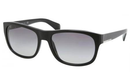 fácilmente Jabón Regeneración  Gafas de Sol Prada SPR 29NS 1AB3M1 BLACK // GREY GRADIENT