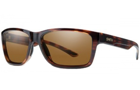Sunglasses - Smith - WOLCOTT - VP1  (S3)  HAVANA // BROWN ChromaPop+
