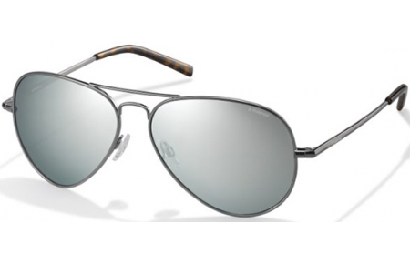 Sunglasses Polaroid PLD 1017 S 6LB (JB) RUTHENIUM    GREY SILVER ... 3cca3094364f