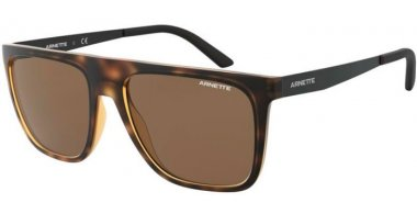 Sunglasses - Arnette - AN4261 - 237573 MATTE DARK HAVANA // BROWN