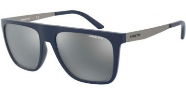 Sunglasses - Arnette - AN4261 - 25206G MATTE BLUE // GREY MIRROR BLACK