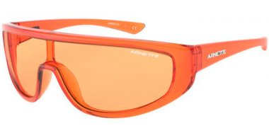 Sunglasses - Arnette - AN4264 - 265474 TRANSPARENT ORANGE // DARK ORANGE