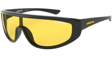 Sunglasses - Arnette - AN4264 - 41/85 BLACK // YELLOW