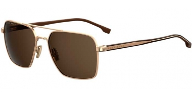 Sunglasses - BOSS Hugo Boss - BOSS 1045/S - 000 (70) ROSE GOLD // BROWN