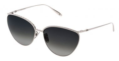 Gafas de Sol - Carolina Herrera New York - SHN069M - 0579  SHINY PALLADIUM // GREY GRADIENT