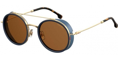 Gafas de Sol - Carrera - CARRERA 167/S - KY2 (70) BLUE GOLD // BROWN