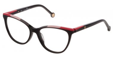 Frames - Carolina Herrera - VHE834  - 0700  SHINY BLACK