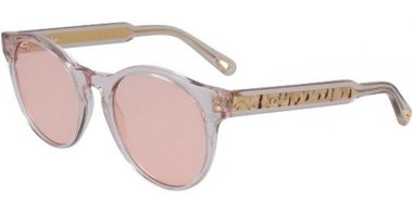 Sunglasses - Chloé - CE753S WILLOW - 688 CHAMPAGNE // PINK