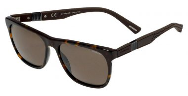 Sunglasses - Chopard - SCH236  - 722P  SHINY DARK HAVANA // BROWN ANTIREFLECTION POLARIZED