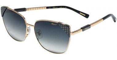 Sunglasses - Chopard - SCHC41  - 0300  SHINY ROSE GOLD BLACK // GREY GRADIENT ANTIREFLECTION