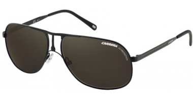 Gafas de Sol - Carrera - CARRERA 2 - PDE (NR) STEEL METAL BLACK  // BROWN GREY