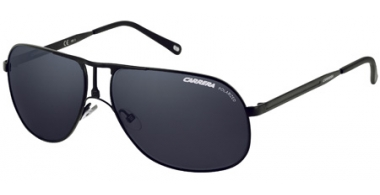 Gafas de Sol - Carrera - CARRERA 2 - PDE (TD) STEEL METAL BLACK // GREY POLARIZED