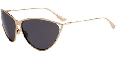 Sunglasses - Dior - DIORNEWMOTARD - J5G (IR) GOLD // GREY