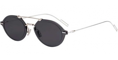 Sunglasses - Dior Homme - DIORCHROMA3 - 010 (2K) PALLADIUM // GREY ANTIREFLECTION