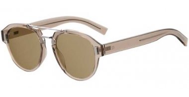 Sunglasses - Dior Homme - DIORFRACTION5 - 79U (O7) MUD // GREEN LIGHT GREEN ANTIREFLECTION
