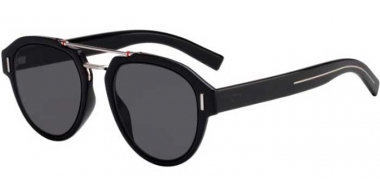 Sunglasses - Dior Homme - DIORFRACTION5 - 807 (2K) BLACK // GREY ANTIREFLECTION