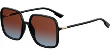 Sunglasses - Dior - SOSTELLAIRE1 - 807 (YB) BLACK // BLUE RED BLUE