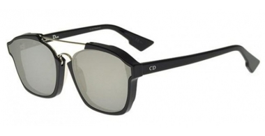 Gafas de Sol - Dior - DIORABSTRACT - 807 (0T) BLACK // GREY MIRROR SILVER