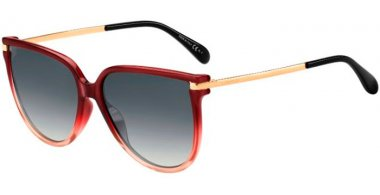 Sunglasses - Givenchy - GV 7131/G/S - 92Y (9O) RED PINK // DARK GREY GRADIENT