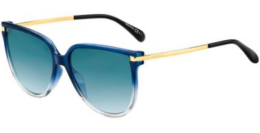 Sunglasses - Givenchy - GV 7131/G/S - OXZ (08) BLUE CRYSTAL // DARK BLUE GRADIENT