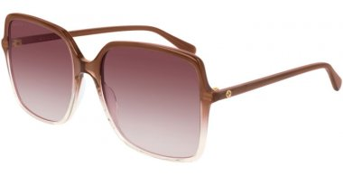 Sunglasses - Gucci - GG0544S - 004 BROWN // VIOLET GRADIENT