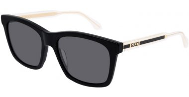 Sunglasses - Gucci - GG0558S - 001 BLACK // GREY